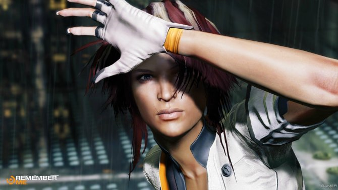 Скриншот игры Remember Me