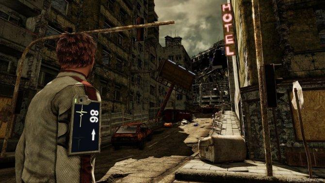 Скриншот игры Afterfall: Insanity
