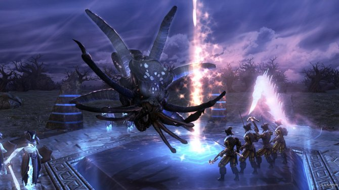 Скриншот игры Age of Wonders III