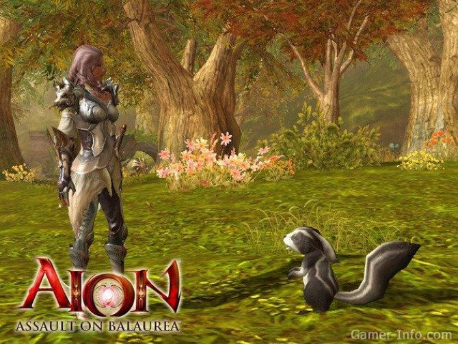 Скриншот игры Aion: The Tower of Eternity
