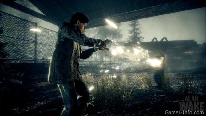 Скриншот игры Alan Wake