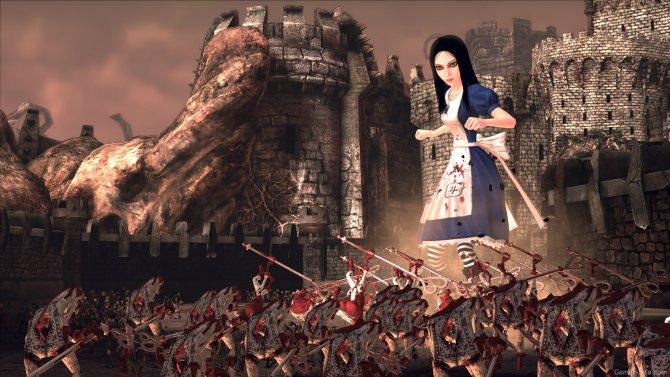 Скриншот игры Alice: Madness Returns