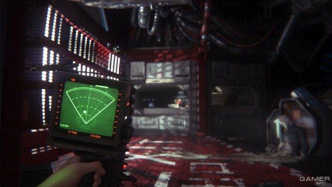 Скриншот игры Alien: Isolation