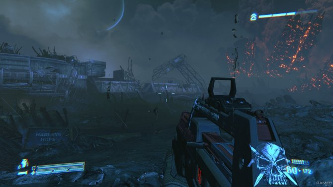 Скриншот игры Aliens: Colonial Marines