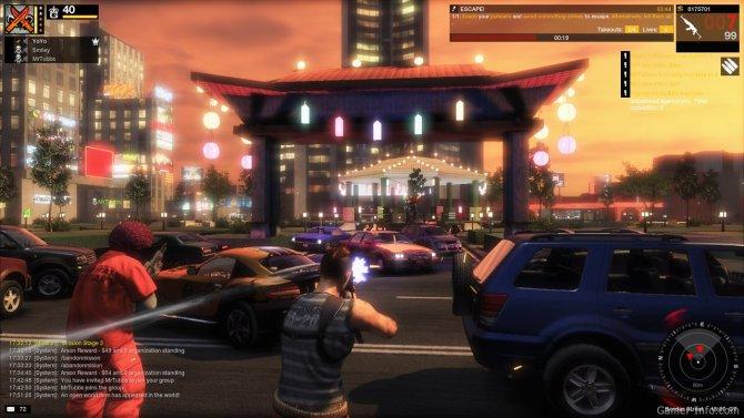 Скриншот игры APB: Reloaded