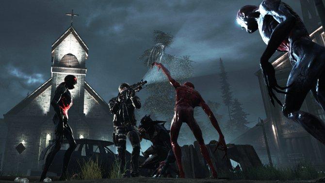 Скриншот игры Alone in the Dark: Illumination