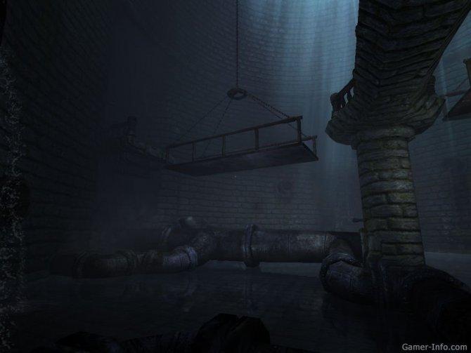 Скриншот игры Amnesia: The Dark Descent