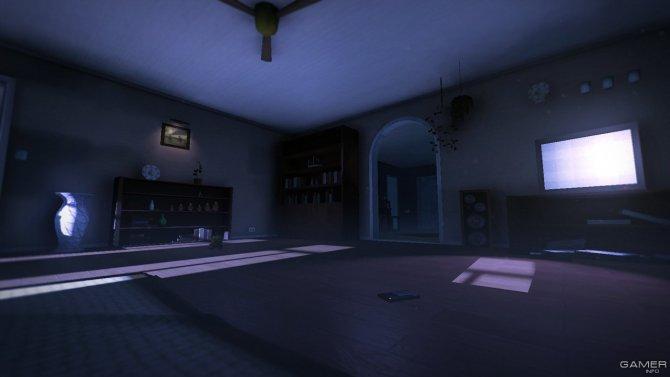Скриншот игры Among the Sleep