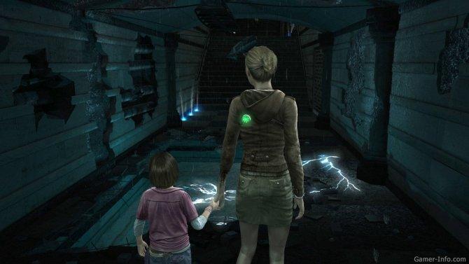 Скриншот игры Amy
