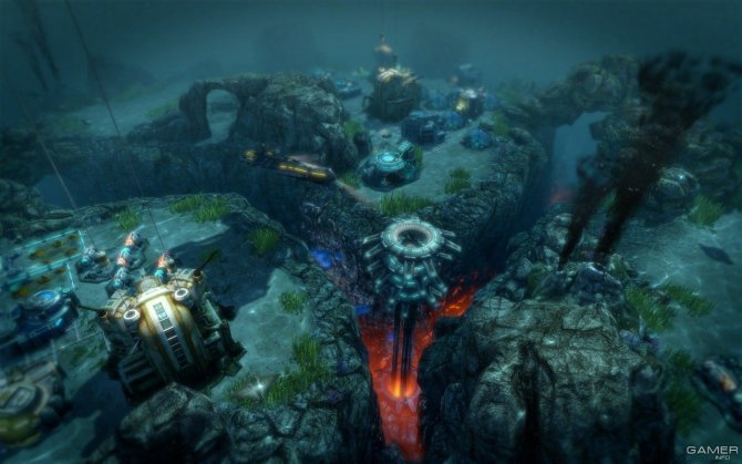 Скриншот игры Anno 2070