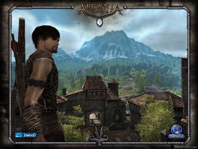 Скриншот игры ArcaniA: Gothic 4