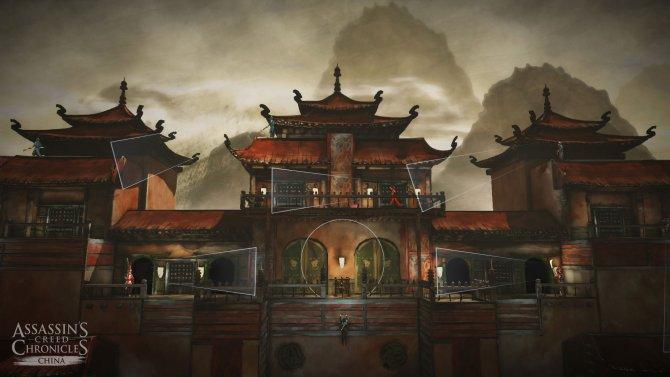 Скриншот игры Assassin's Creed Chronicles