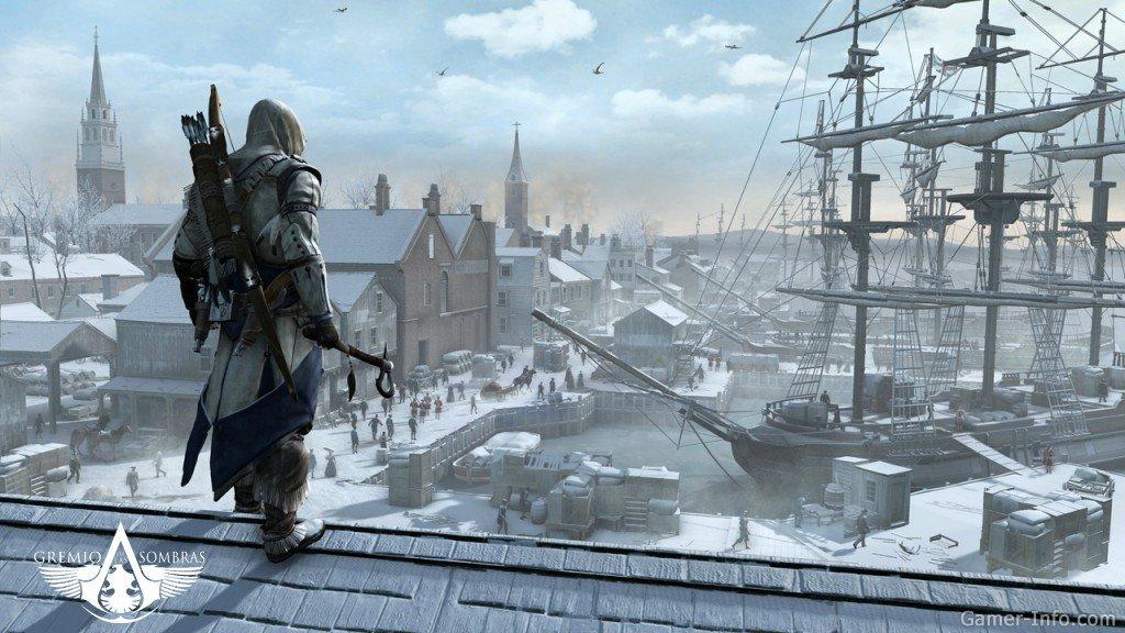 Assassin's Creed III – следующая бесплатная игра от Ubisoft