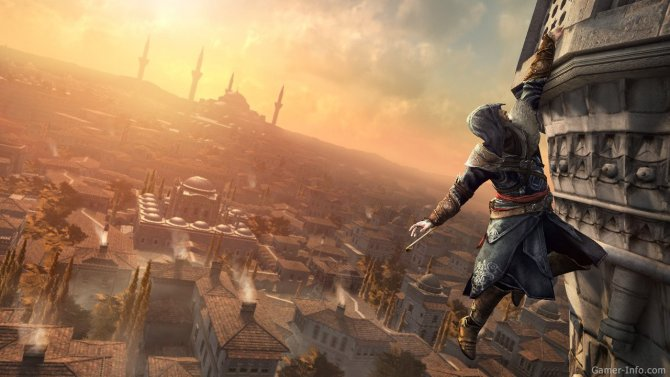 Скриншот игры Assassin's Creed: Revelations