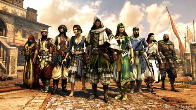 Скриншот игры Assassin's Creed: Revelations