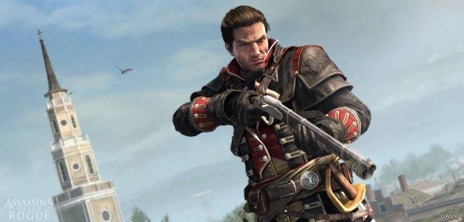 Скриншот игры Assassin's Creed Rogue
