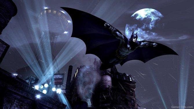 Скриншот игры Batman: Arkham City