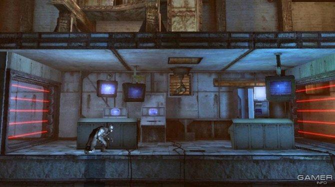 Скриншот игры Batman: Arkham Origins Blackgate