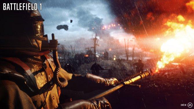 Системные требования Battlefield1