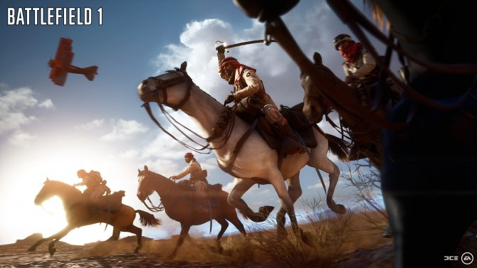 Открытый бета-тест Battlefield1 доступенвсем