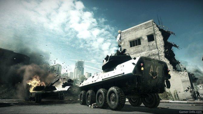 Скриншот игры Battlefield 3