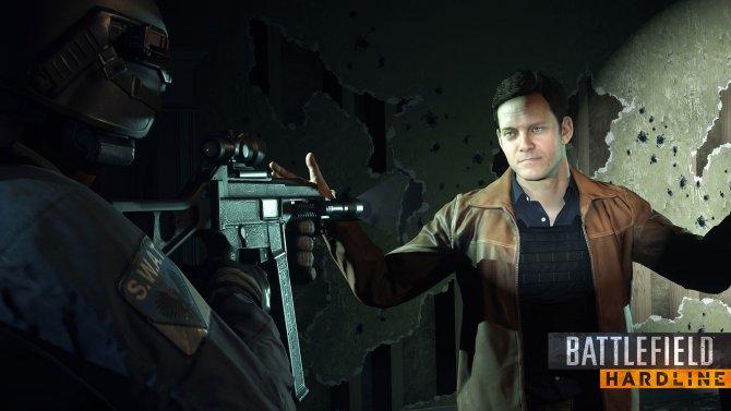 Скриншот игры Battlefield Hardline
