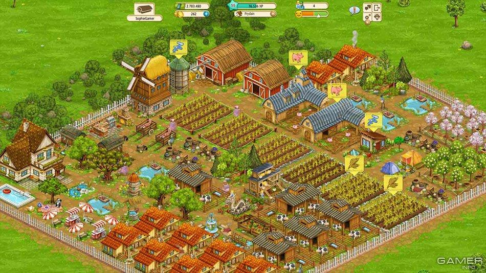 Goodgame big farm juego