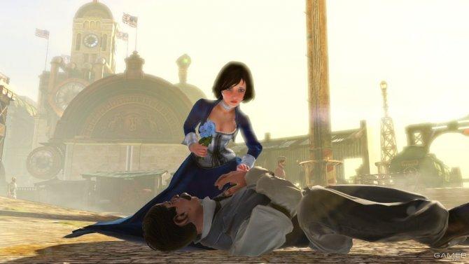 Скриншот игры Bioshock Infinite