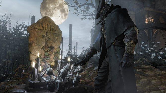 Скриншот игры Bloodborne