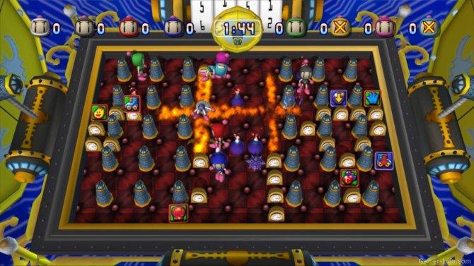 Скриншот игры Bomberman LIVE: Battlefest