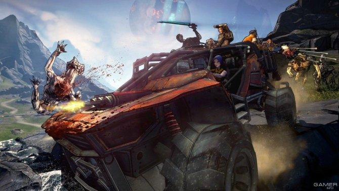 Скриншот игры Borderlands 2