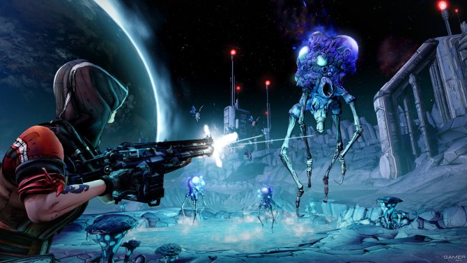 Скриншот игры Borderlands: The Pre-Sequel!
