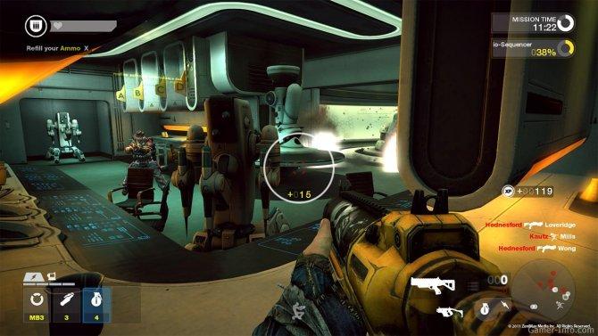 Скриншот игры BRINK