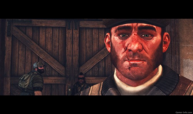 Скриншот игры Brothers in Arms: Furious 4