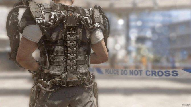 Скриншот игры Call of Duty: Advanced Warfare
