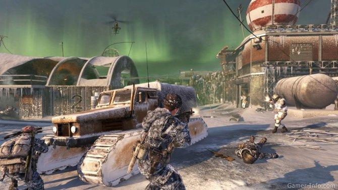 Скриншот игры Call of Duty: Black Ops