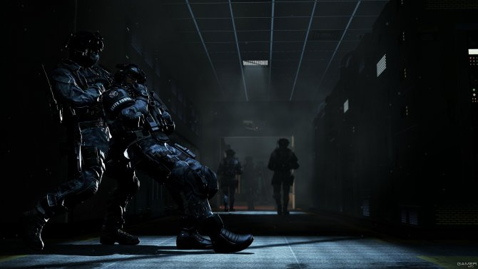 Скриншот игры Call of Duty: Ghosts