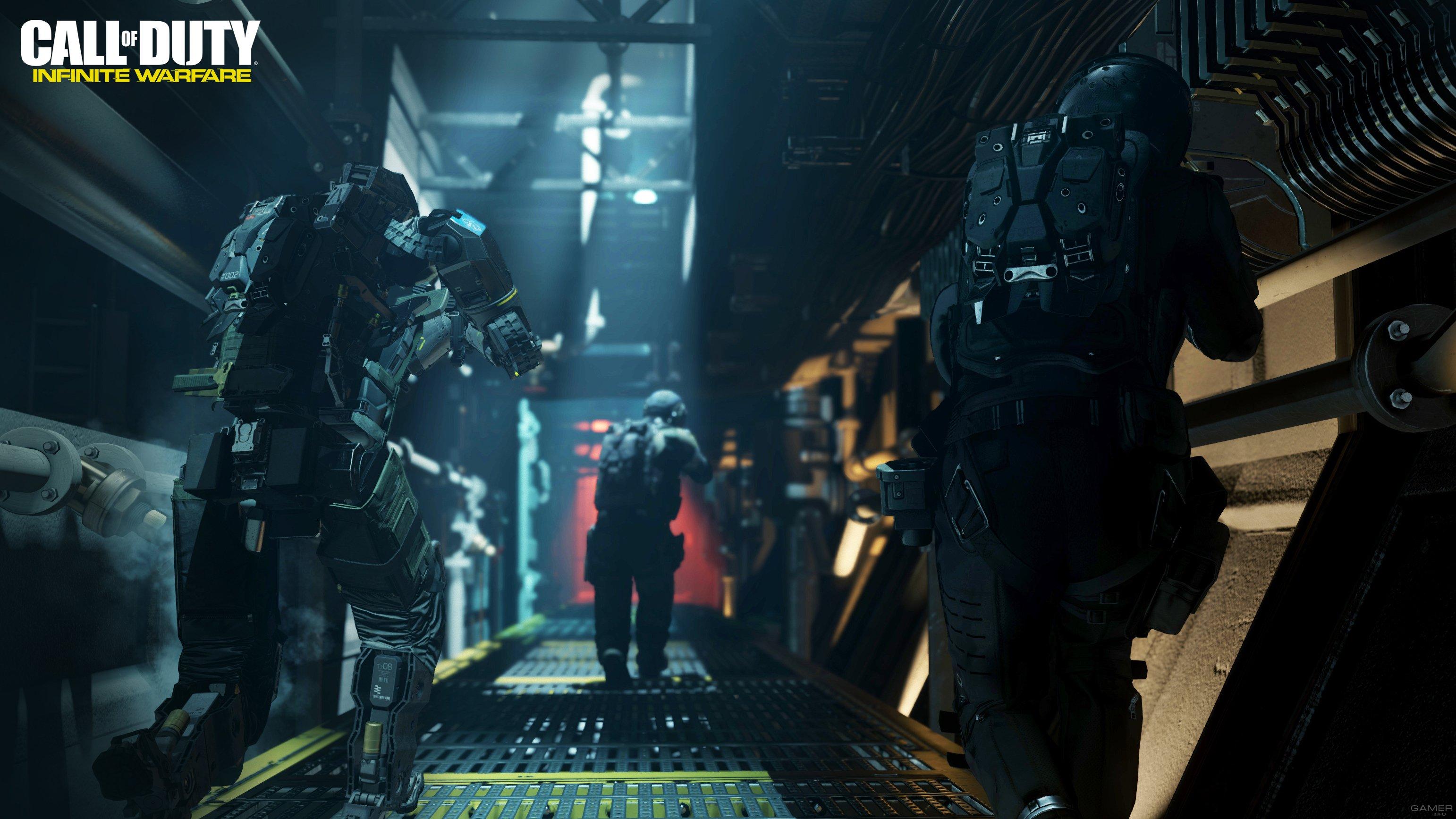 Хардкорный режим в Call of Duty: Infinite Warfare