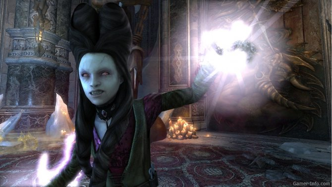 Скриншот игры Castlevania: Lords of Shadow
