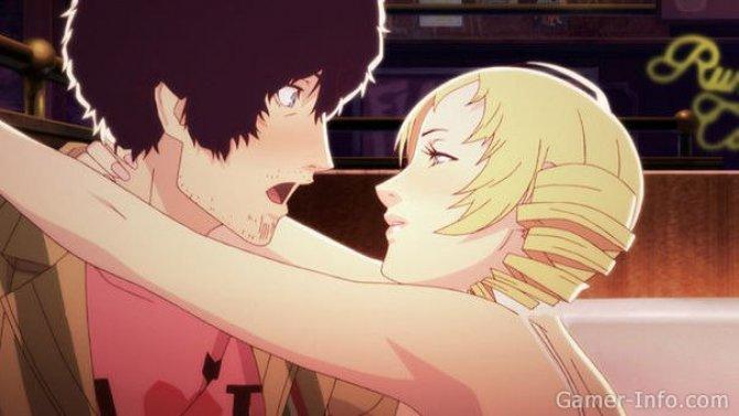 Скриншот игры Catherine
