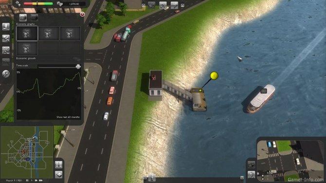 Скриншот игры Cities in Motion