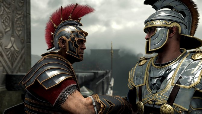 Скриншот игры Ryse: Son of Rome