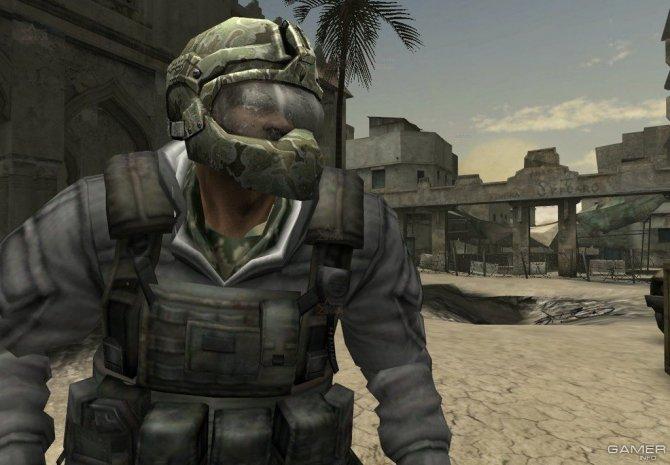 Скриншот игры Combat Arms
