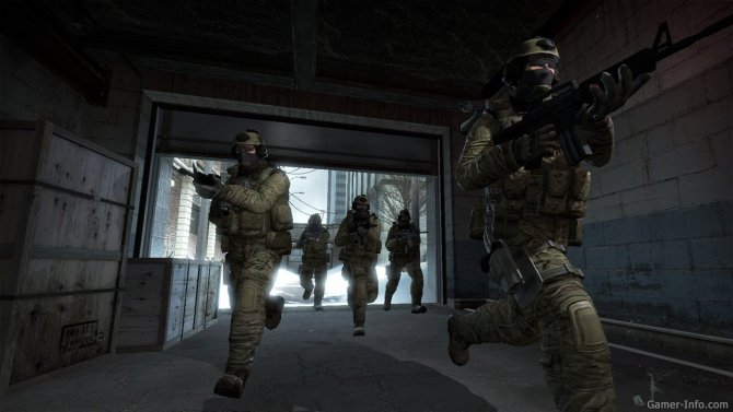 Скриншот игры Counter-Strike: Global Offensive