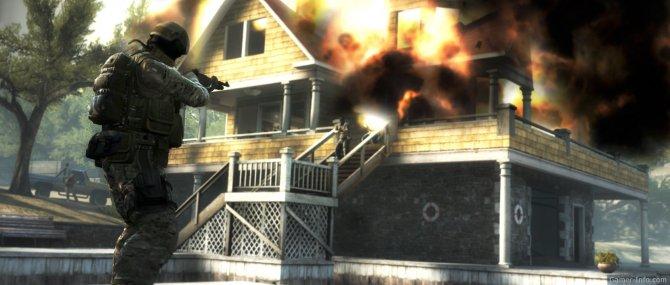 Скриншот игры Counter-Strike: Global Offensive