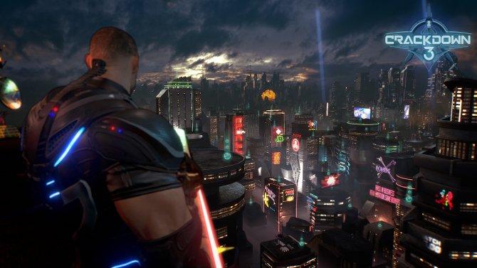 Скриншот игры Crackdown 3