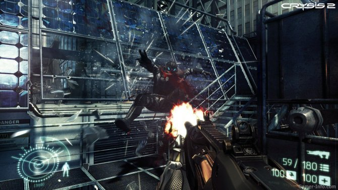 Скриншот игры Crysis 2