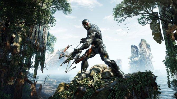 Скриншот игры Crysis 3