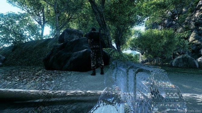 Скриншот игры Crysis