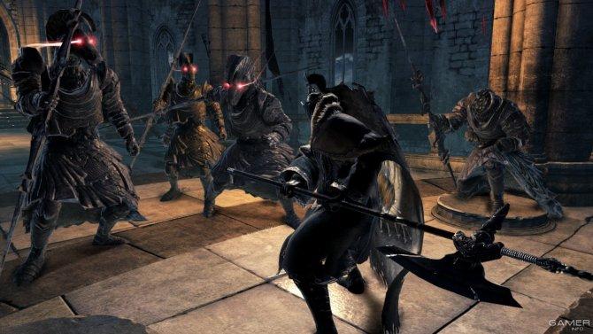 Скриншот игры Dark Souls II